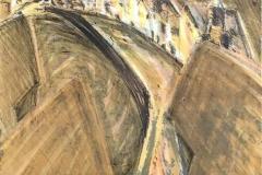Gate Litografi (71x52 cm) kr 4500 ur