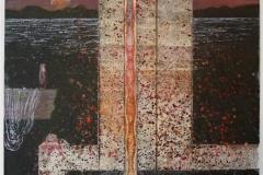 Aftenlandet Litografi (63x43 cm) kr 3500 ur