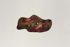 Shoe Warp lilla Digigrafikk (58x70 cm) kr 4000 ur