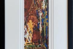 Applaus Serigrafi (24x10 cm) kr 3000 mr