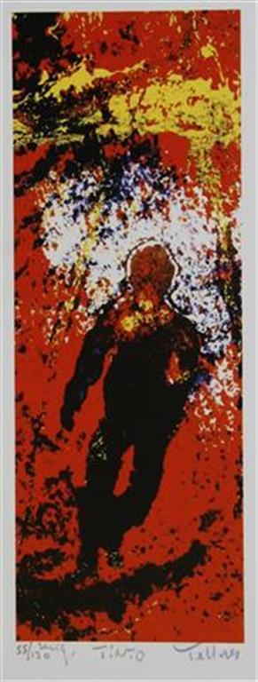 Tinto Serigrafi 23,5x8,5 cm 1400 ur