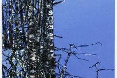 Mot dagen Litografi (40x21 cm) kr 2000 ur