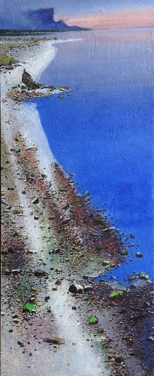 Strand Akrylmaleri 100x40 cm 24000 mr