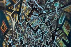 Bønn Oljemaleri (50x40 cm) kr 14000 ur