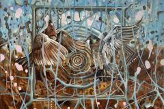 Duer II Oljemaleri (75x95 cm) kr 14000 ur