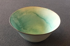 Skål turkis 3by Porselen (Ø19xH 10,5 cm) kr 400