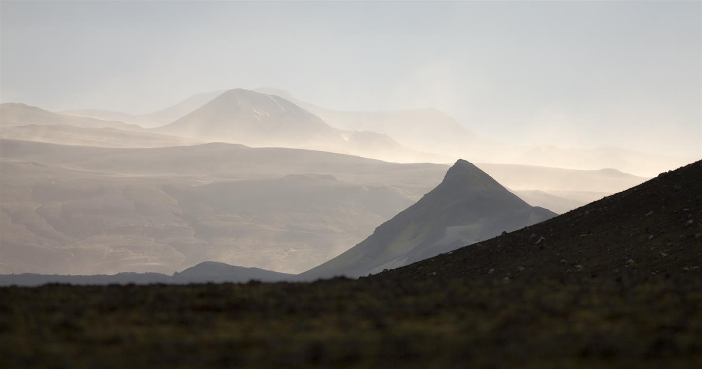 Celestial Landscape Fotografi (45x85 cm) kr 5600 ur