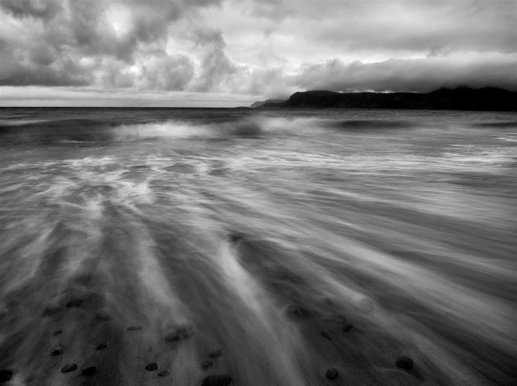 Sea in Motion Fotografi (80x100 cm) kr 5700 ur