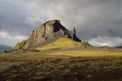 Einhyrningur II Fotografi (50x62 cm) kr 2700 ur