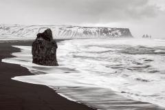 Reynisfjara III Fotografi (80x165 cm) kr 16000 ur
