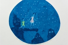 Fantasia Koldnål (24x26 cm) kr 1800 ur