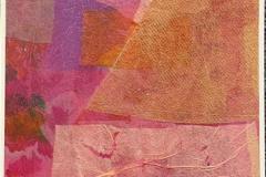 Erfaring 1-16 Collage, akryl (33x17 cm)  kr 3000 ur