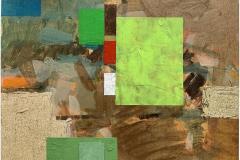 Norge. Fjorder 1-15  Papir, akryl (34x38 cm) kr 7000 ur