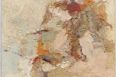 4. Høst Kartong, olje (26x28,5 cm) kr 7000 ur