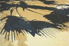 Sombras II Silketrykk (58x50 cm) kr 4800 ur