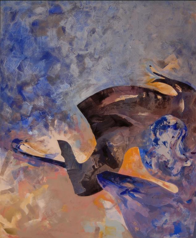 Moment Akrylmaleri kr 36000 ur