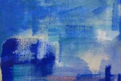 Svalbard Akrylmaleri (46x36 cm) kr 3400 ur