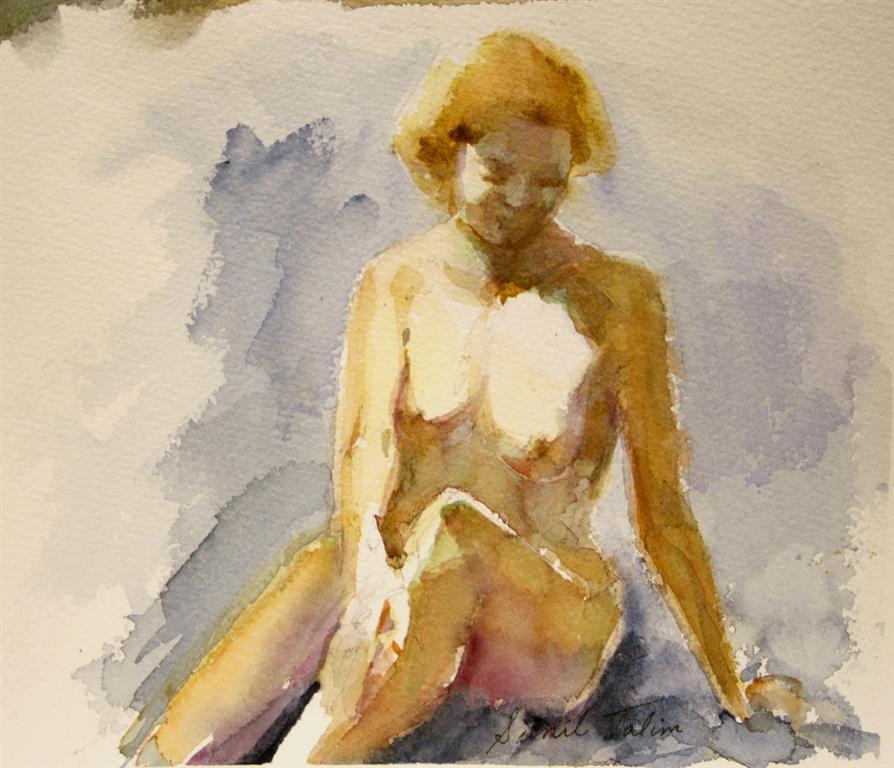Martha Akvarell 20x25 cm 1200 ur