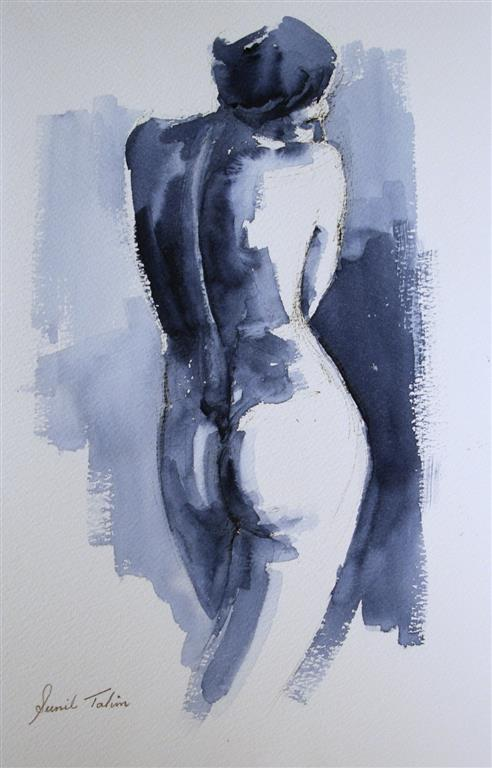 Tonelese Akvarell 28x38 cm 2800 ur
