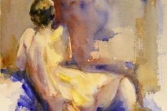 Andreya Akvarell (18x25 cm) kr 1200 ur