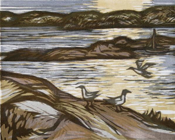 Maaker Tresnitt 12x15 cm 1500,-kr u.r.
