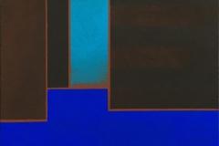 Komposisjon II Akrylmaleri (40x40 cm) kr 5500 ur
