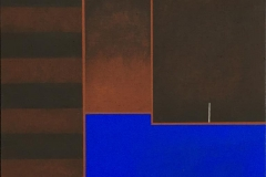 Komposisjon III Akrylmaleri (40x40 cm) kr 5500 ur