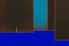 Komposisjon V Akrylmaleri (40x40 cm) kr 5500 ur