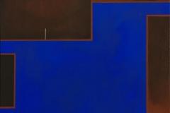 Komposisjon VII Akrylmaleri (40x40 cm) kr 5500 ur