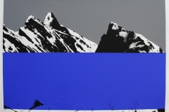 Landskap V Serigrafi (48x64 cm) kr 5000 ur