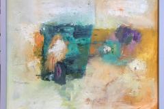 Hva er nå det II? Akrylmaleri (50x61 cm) kr 5500 mr