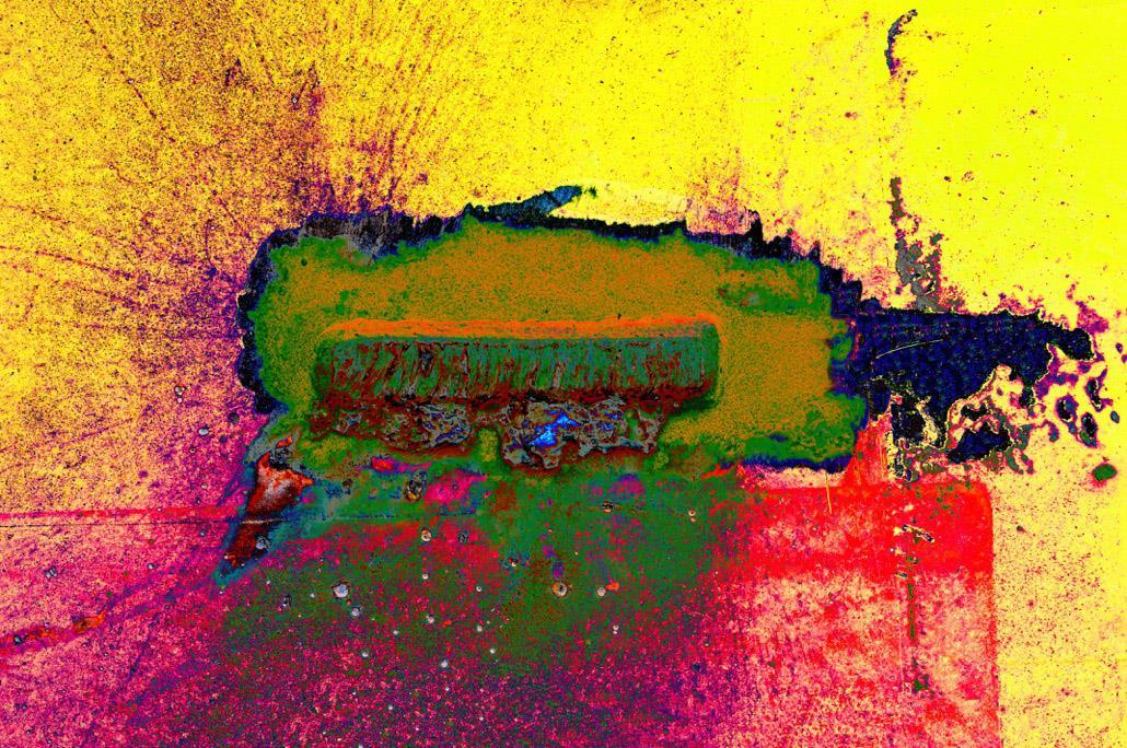 Kjell Vidar Andersen. Sveiseblink Digiprint (40x60 cm) kr 1600 ur