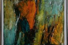 Heartbreaker Akrylmaleri (80x100 cm) kr 9500 mr