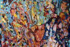 Drømmer I Oljemaleri (100x73 cm)