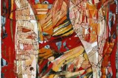 Inspirasjon I Oljemaleri (50x20 cm)