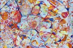 Sommer Oljemaleri (40x40 cm) kr 8000  ur