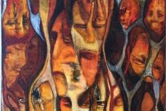 Membran Oljemaleri (90x70 cm)
