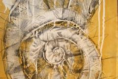 Shell Blanding teknikk 54x36 cm 6400 mr