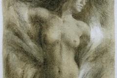 Venus Litografi 18x14 cm 700 ur
